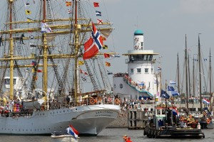 Nachmittagstörn Samstag - Tall Ships Races Harlingen