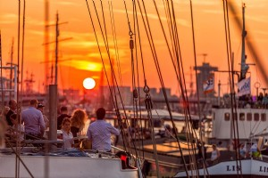 Abendfahrt Samstag - Tall Ships Races Harlingen