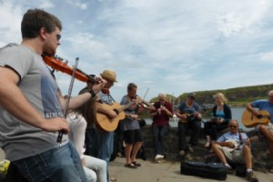 Musikreise Schottland 2019 - Flying Dutchman